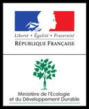 logo ministère de l'écologie et du développement durable partenaire F-Reg