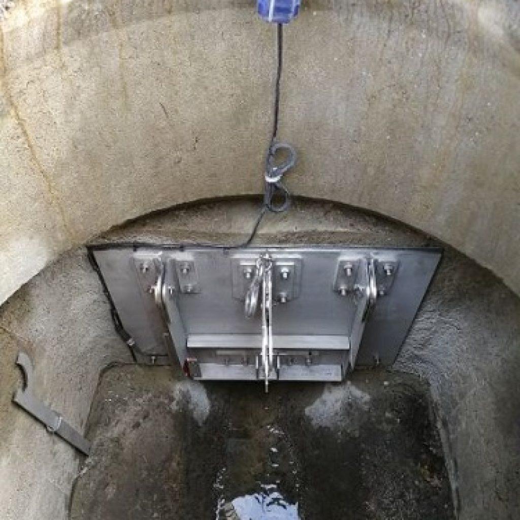 vanne regulation F-reg dax amont