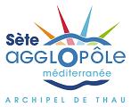 Sete agglopole mediterranee logo client Freg